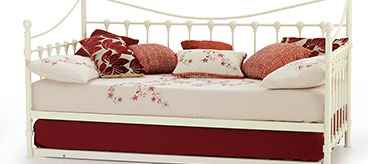 Marseilles Day Bed Ivory